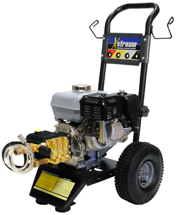 Nevtro Pumps and Mechanical: Products - Pressure Washers